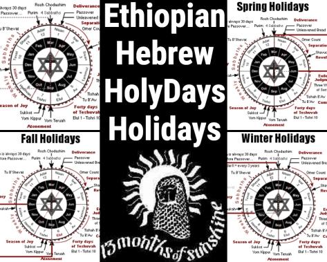 Ethiopian-Hebrew-HolyDays-Holidays